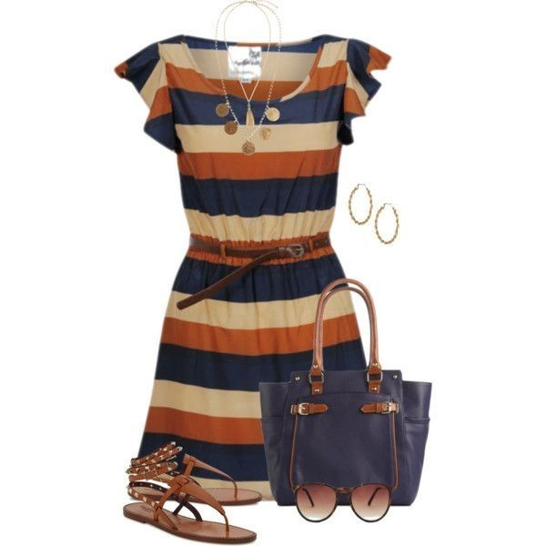 striped-outfit-ideas-66 89+ Awesome Striped Outfit Ideas for Different Occasions