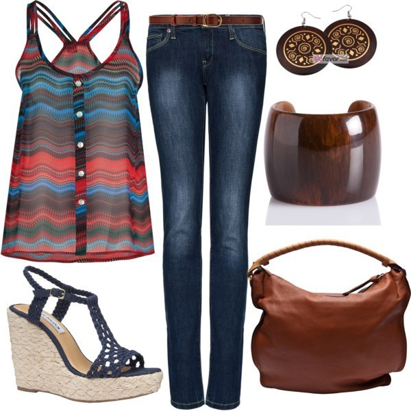striped-outfit-ideas-67 89+ Awesome Striped Outfit Ideas for Different Occasions