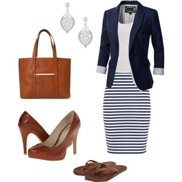 striped-outfit-ideas-68 89+ Awesome Striped Outfit Ideas for Different Occasions