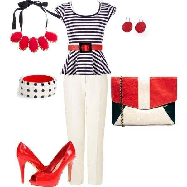 striped-outfit-ideas-71 89+ Awesome Striped Outfit Ideas for Different Occasions