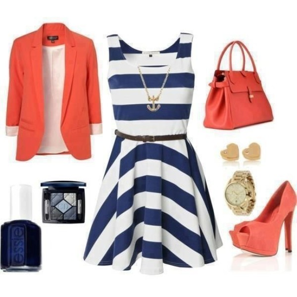 striped-outfit-ideas-72 89+ Awesome Striped Outfit Ideas for Different Occasions