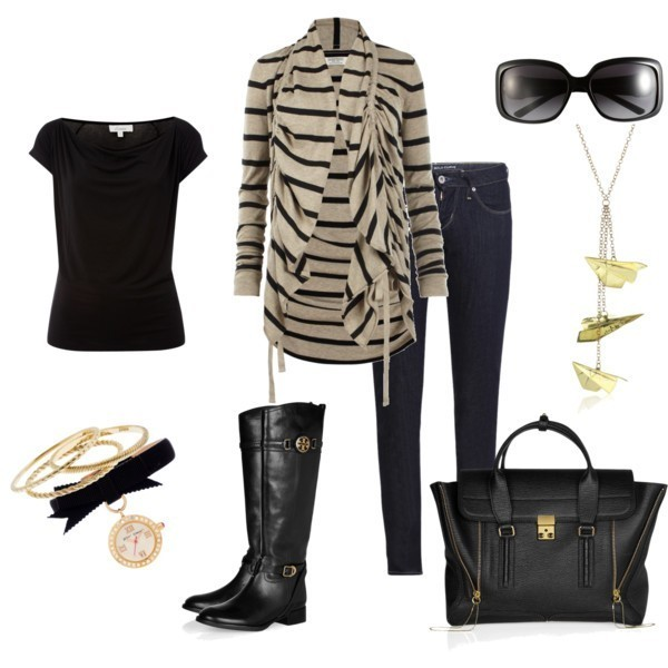 striped-outfit-ideas-73 89+ Awesome Striped Outfit Ideas for Different Occasions