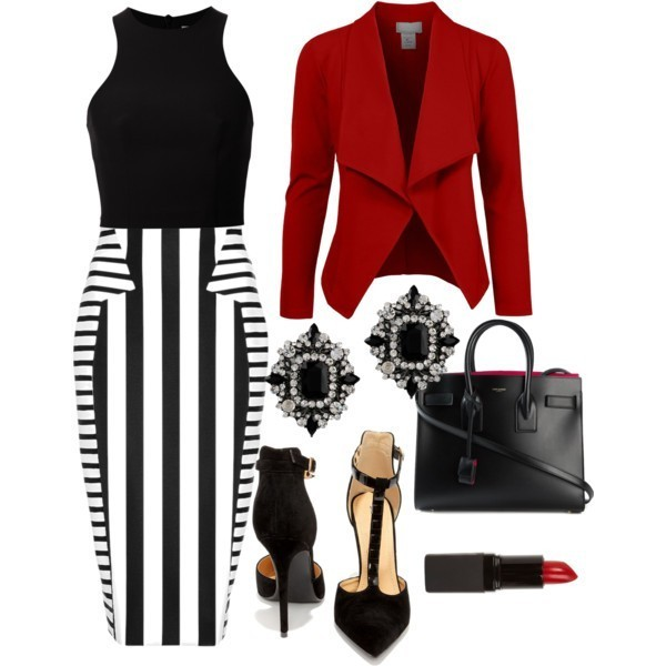 striped-outfit-ideas-74 89+ Awesome Striped Outfit Ideas for Different Occasions