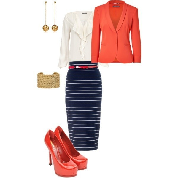 striped-outfit-ideas-79 89+ Awesome Striped Outfit Ideas for Different Occasions