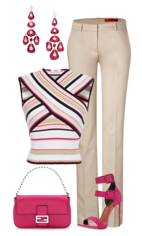 striped-outfit-ideas-8 89+ Awesome Striped Outfit Ideas for Different Occasions
