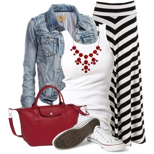 striped-outfit-ideas-81 89+ Awesome Striped Outfit Ideas for Different Occasions