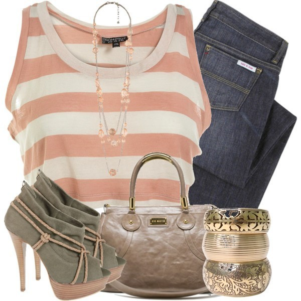 striped-outfit-ideas-82 89+ Awesome Striped Outfit Ideas for Different Occasions