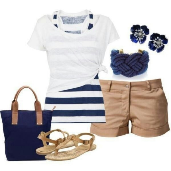 striped-outfit-ideas-85 89+ Awesome Striped Outfit Ideas for Different Occasions