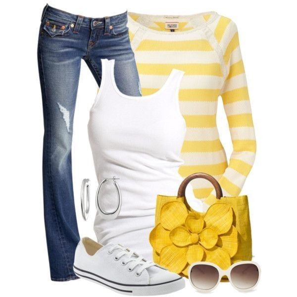 striped-outfit-ideas-88 89+ Awesome Striped Outfit Ideas for Different Occasions