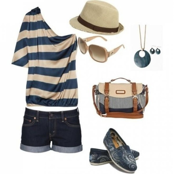 striped-outfit-ideas-91 89+ Awesome Striped Outfit Ideas for Different Occasions