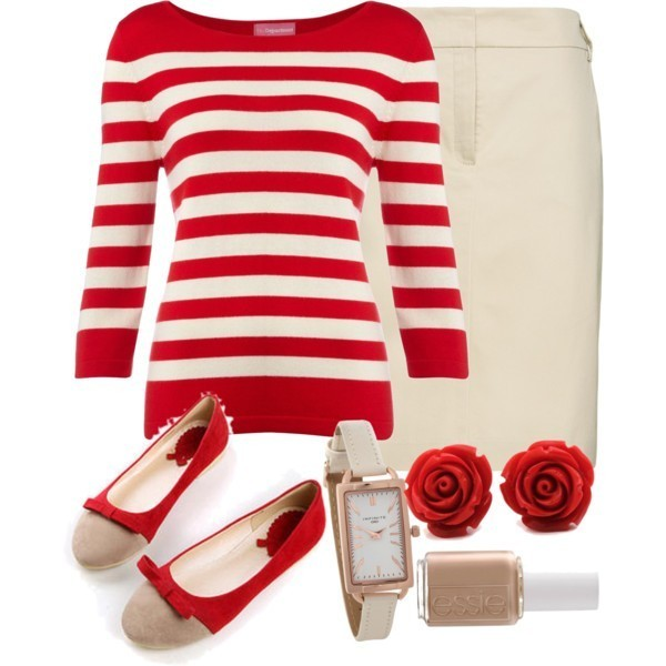 striped-outfit-ideas-95 89+ Awesome Striped Outfit Ideas for Different Occasions