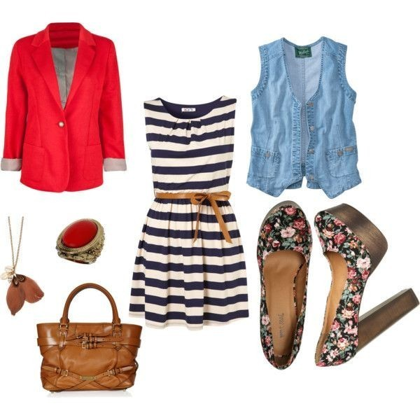 striped-outfit-ideas-96 89+ Awesome Striped Outfit Ideas for Different Occasions
