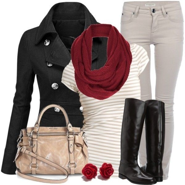 striped-outfit-ideas-98 89+ Awesome Striped Outfit Ideas for Different Occasions
