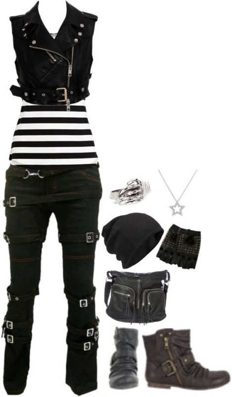 striped-outfit-ideas 89+ Awesome Striped Outfit Ideas for Different Occasions