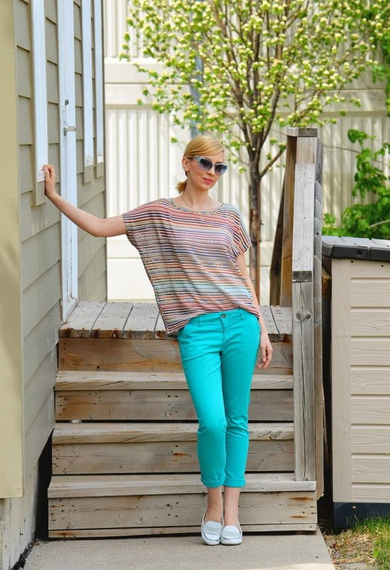 striped-outfits-12 77+ Elegant Striped Outfit Ideas and Ways to Wear Stripes in 2018