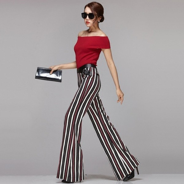 striped-outfits-16 77+ Elegant Striped Outfit Ideas and Ways to Wear Stripes