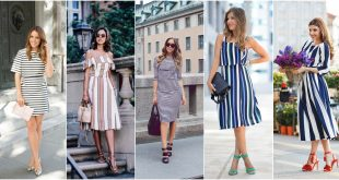 89+ Awesome Striped Outfit Ideas for Different Occasions