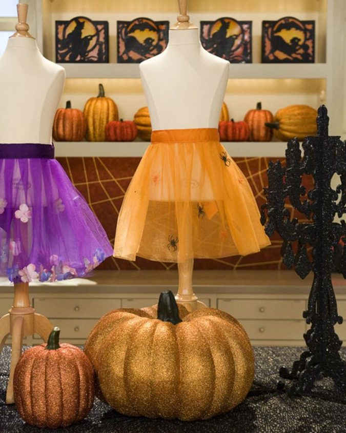 transform-a-costume-into-decorations-675x844 5 Cool Ways to Reuse Kids Halloween Costumes