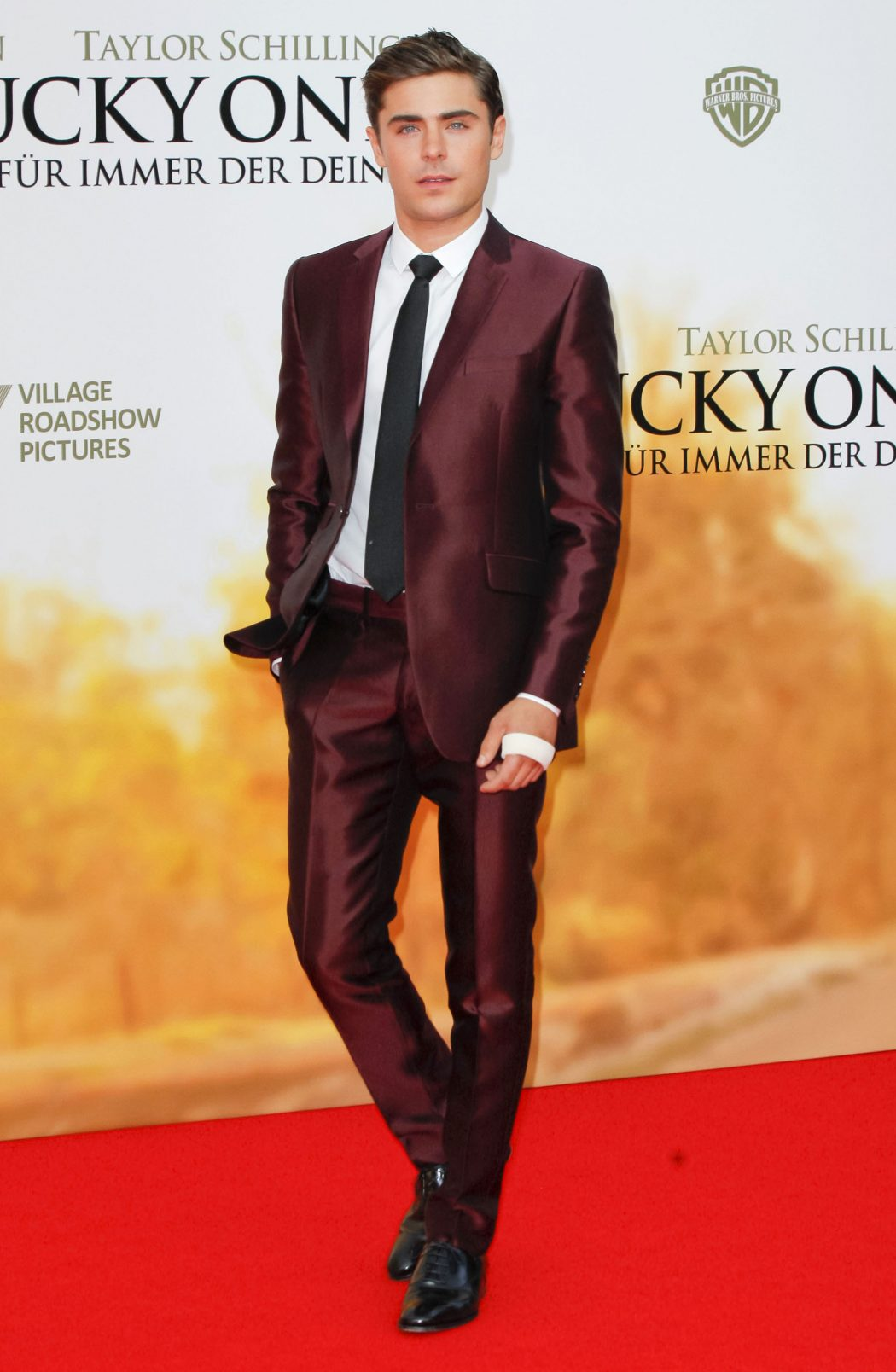 zac-efron-red-carpet-evolution04 15 Male Celebrities Fashion Trends for Summer 2018