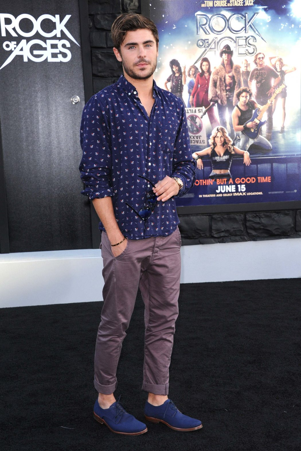 zac-efron-red-carpet-evolution06 15 Male Celebrities Fashion Trends for Summer 2017