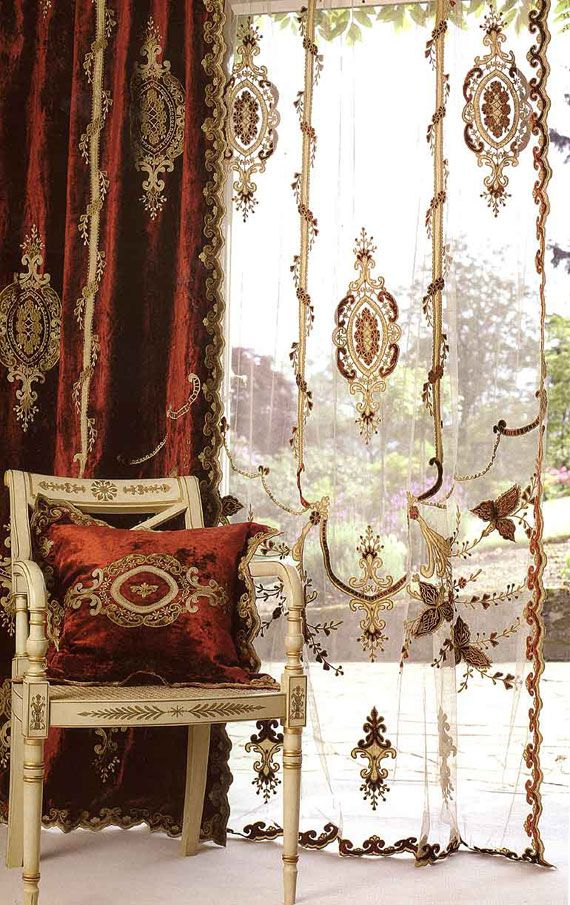 013a14a35e88d5adb5c402228e8576fb 20 Hottest Curtain Designs for 2017