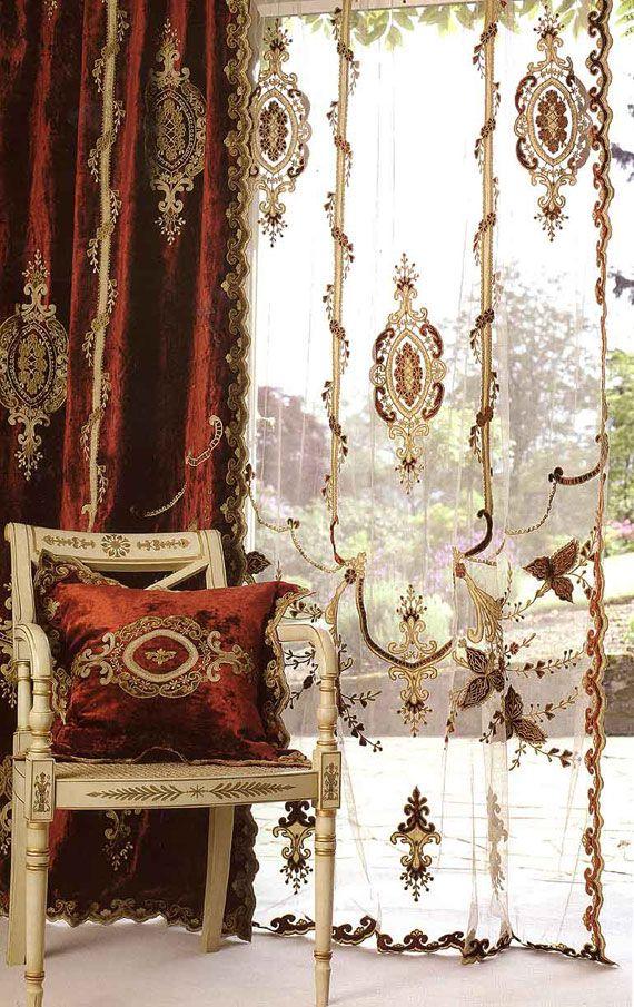 013a14a35e88d5adb5c402228e8576fb 20+ Hottest Curtain Design Ideas for 2020