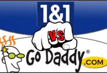 Photo of 1and1 vs Godaddy – Which One is Best Web Hosting?!