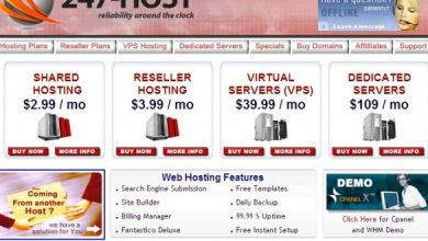Photo of 247-Host Review (Ratings, Hosting Coupon Codes, Uptime, Support,…)