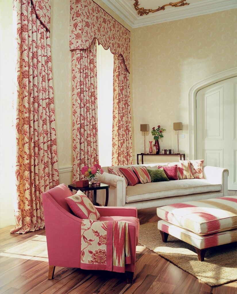 28-living-room-with-curtains-825x1024 20+ Hottest Curtain Design Ideas for 2020