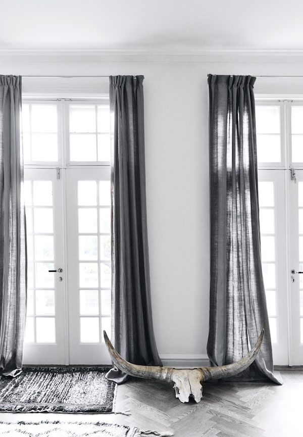 7c715298225572a51de67d9aa314b7e1 20 Hottest Curtain Designs for 2017