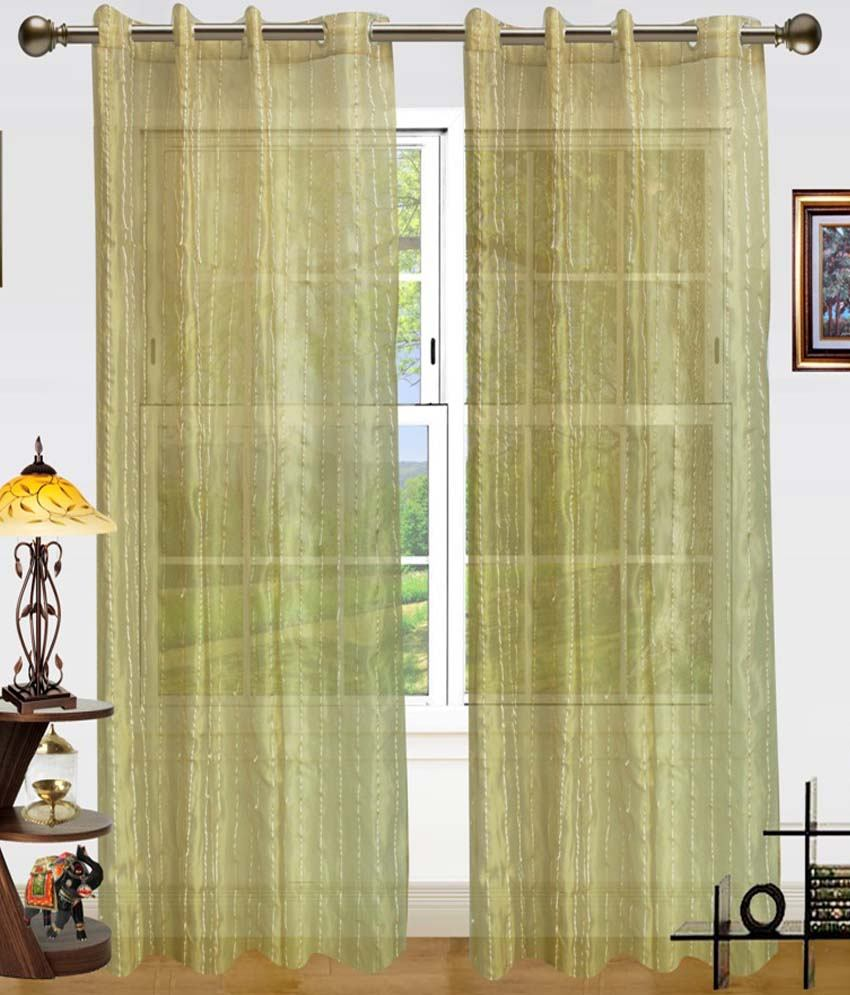 Amazing-Green-Sheer-Curtains-97-In-with-Green-Sheer-Curtains 20+ Hottest Curtain Design Ideas for 2021