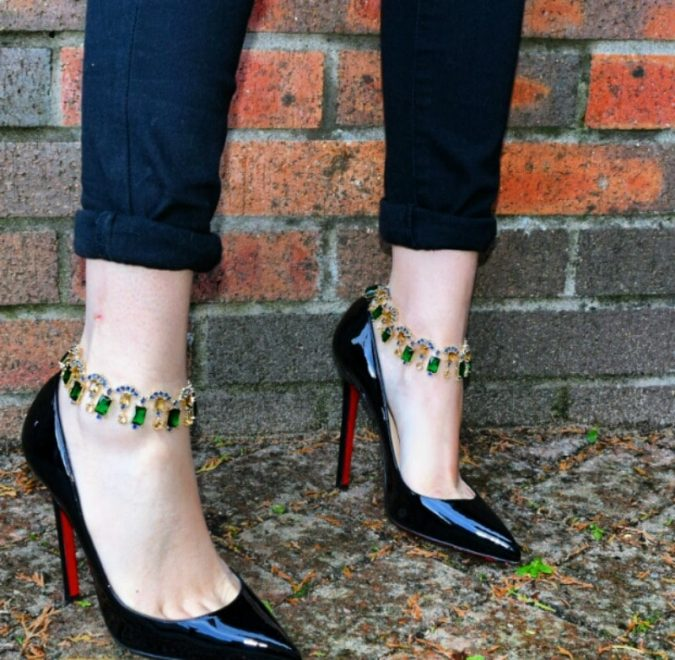 Anklet-min-675x660 How 10 Tips Will Change the Way Indian Women Buy Trendy Fashion Jewelry