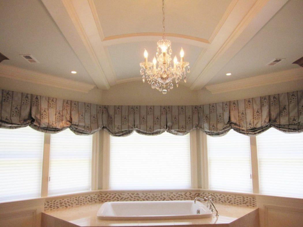 Balloon_Valance_in_Bathroom__76091.1347493794 20+ Hottest Curtain Design Ideas for 2021