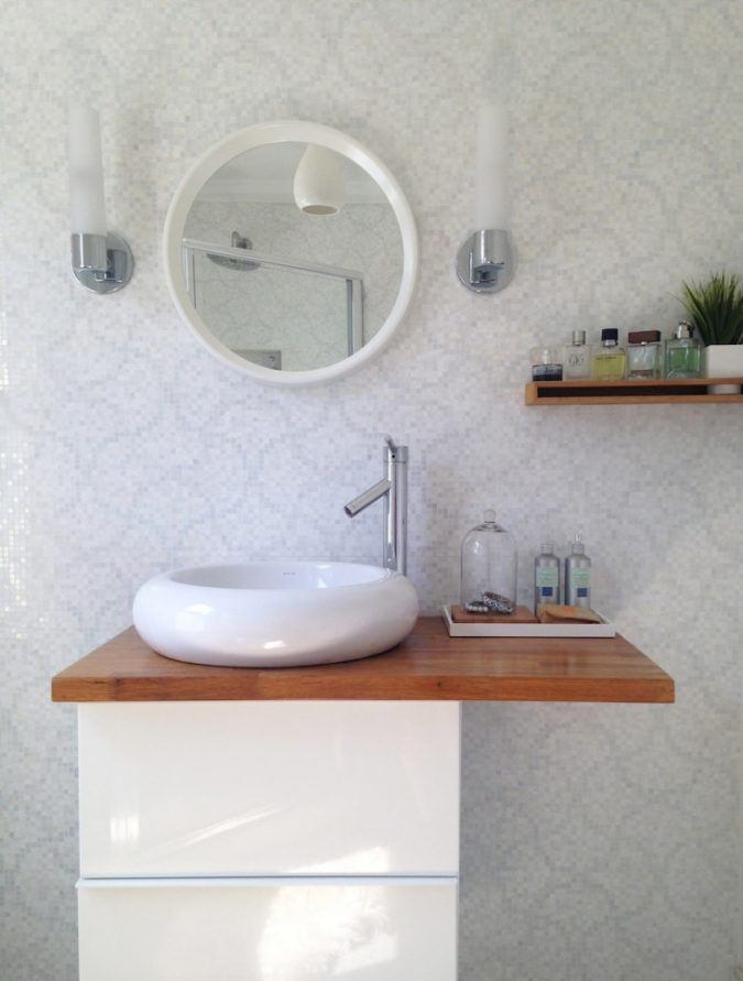 Butcher-block-vanity-Anne-Sophie-C-Finalist-Remodelista-Considered-Design-Awards-2-675x891 15 Stylish Bedroom & Bathroom Vanities DIY Ideas in 2020