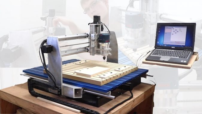 CNC-machine-675x380 The DIY Smart Saw.. A Map to Own Your CNC Machine