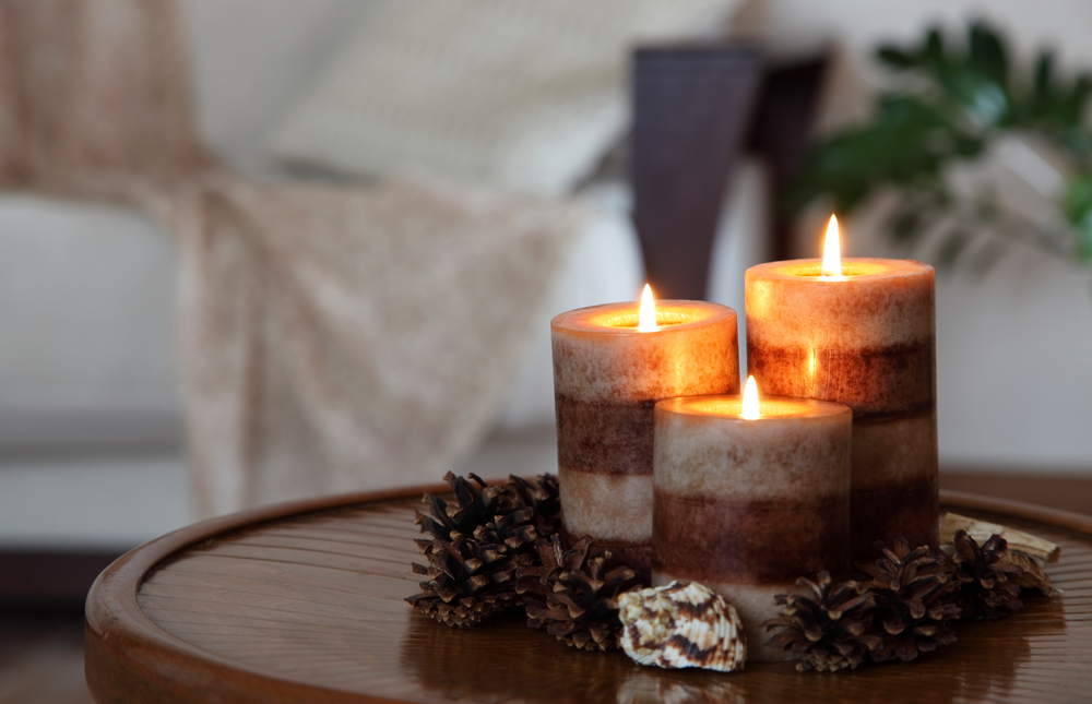 Candles Top 10 Property and Interior Stylists in 2019