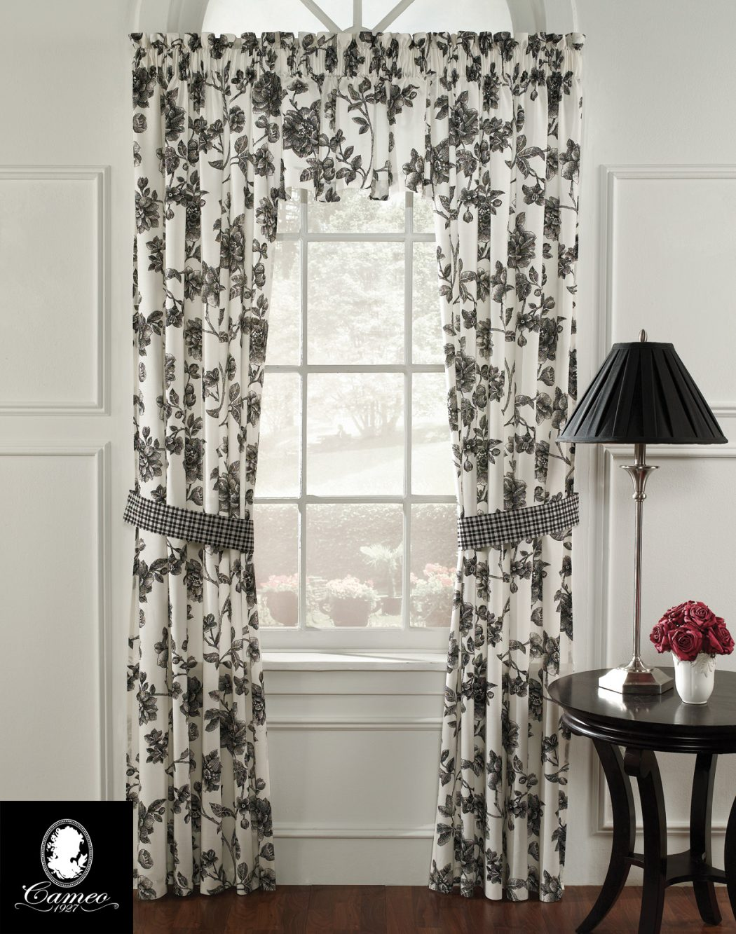 Chantal1260x1599 20 Hottest Curtain Designs for 2017