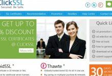 Photo of ClickSSL.com Company Review