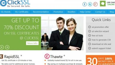 Photo of ClickSSL.com Company Review