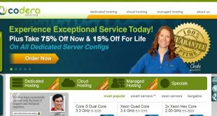 Codero Hosting Review By Trusted Hosting Professionals