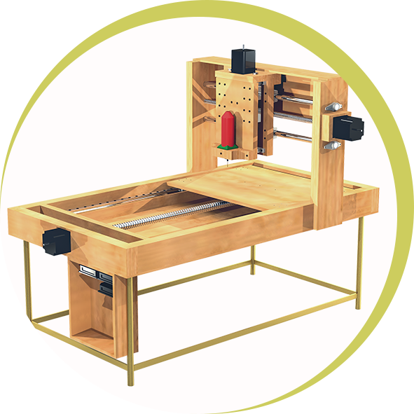 DIY-Smart-Saw-machine The DIY Smart Saw.. A Map to Own Your CNC Machine