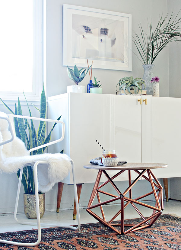DIY-side-table-brittanyMakes-Himmeli-Table-5 8 Creative DIY Decor Ideas for a Fancy-looking home in 2020