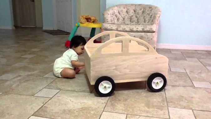 DIY-wooden-car-675x380 The DIY Smart Saw.. A Map to Own Your CNC Machine