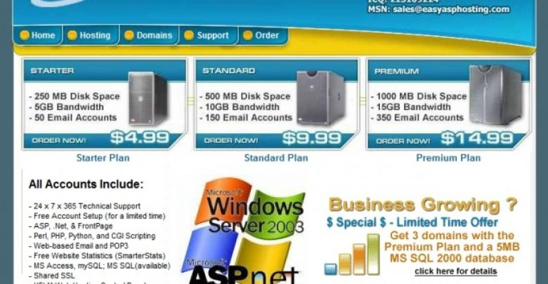 Photo of EasyASPHosting Review | VIP >>> Easy ASP Hosting Promotions Ending SOON!