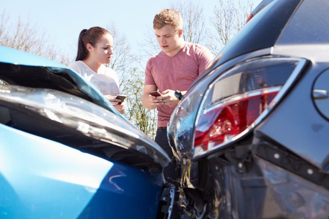 Exchange-accident-Information-675x450 What to Do When You're Involved in an Accident While on Vacation