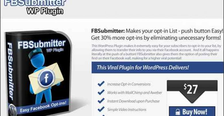 Photo of FBSubmitter Plugin Review – What is Different With It!
