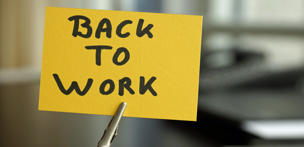 Getting-Back-To-Work Rebounding After Recovery