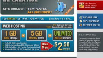 Photo of GigaPros.com Hosting Review !