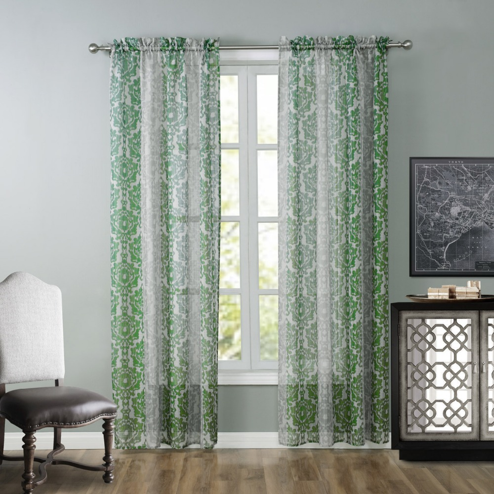 Good-Green-Sheer-Curtains-74-About-Remodel-with-Green-Sheer-Curtains 20+ Hottest Curtain Designs for 2019