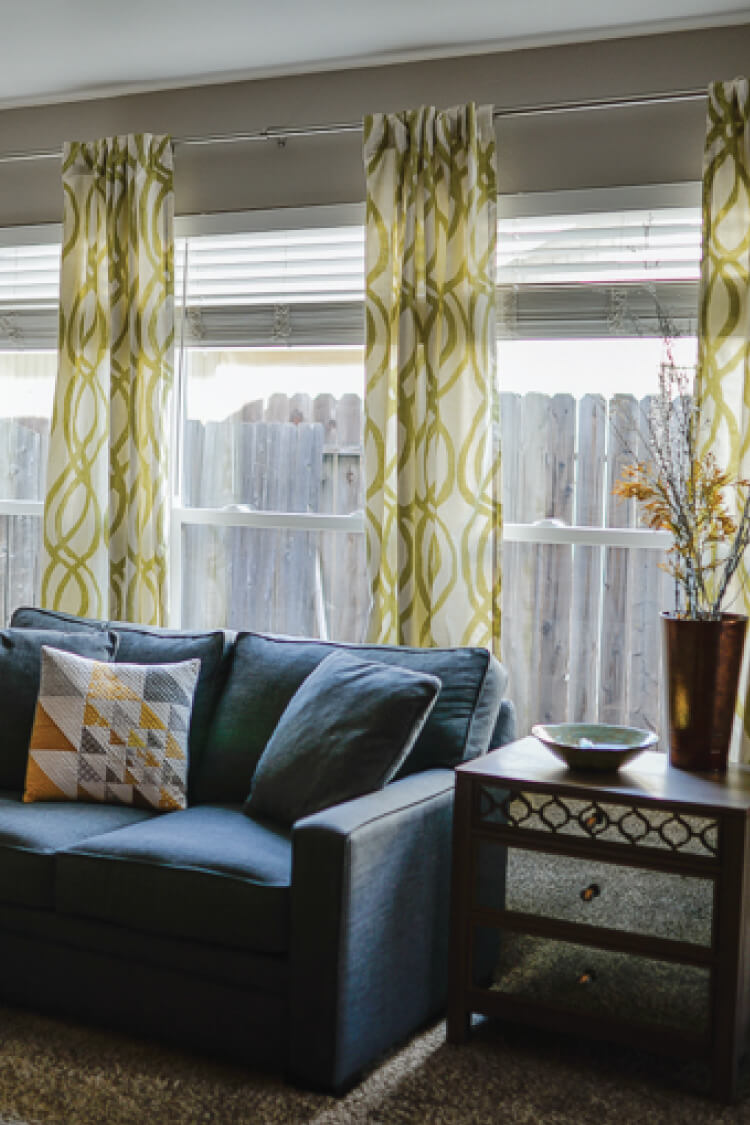 Hanging-Curtains-FEATURE-750-x-1125 20+ Hottest Curtain Design Ideas for 2020